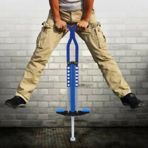 NEW CLASSIC SPRING POWERED POGO STICK JACKHAMMER FOR KIDS/ADULTS OUTDOOR GIFT