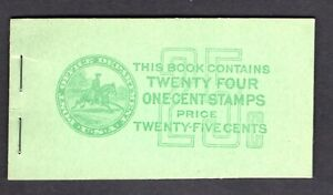 Booklet BK90, with 804b booklet panes