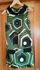Cowl Neck Party Regular Size Sleeveless Dresses for Women