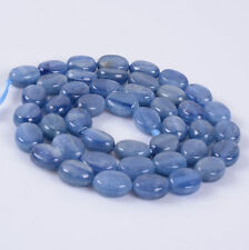 0128 9mm Kyanite oval loose beads