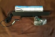 Dell AX510 , ODW711 Stereo SoundBar 10W Speaker w/ Power Supply Sealed NEW