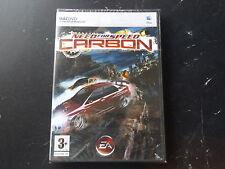 Need FOR SPEED CARBON APPLE MAC/DVD da corsa veloce post (Sigillato Nuovo di Zecca &)