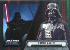 Star Wars Evolution 2016 Base Card #7 Darth Vader - Sith Lord
