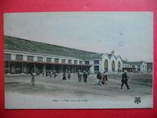 LYON  :  La Gare de Vaise.......VO.1906.