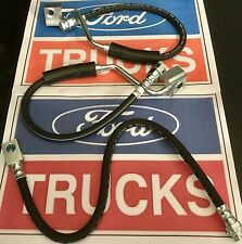 81-89 FORD F100 PARTS FRONT BRAKE LINE HOSE LEFT + RIGHT + REAR F100 F150 BRONCO