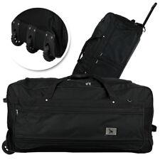 XXXL 182L Trolleytasche Reisetasche Sporttrolley Trolley Tasche Koffer schwarz
