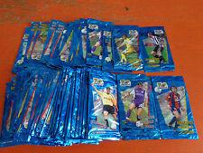 LOTTO DI 50 BUSTINE FIGURINE CARDS TOP CALCIO 2000 COLLEZIONE UFFICIALE DI CARDS