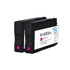 2 Magenta Cartouches d'encre pour HP Officejet 7510, 7610, 7612