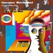 CHOCOLATE WATCH BAND - NO WAY OUT...PLUS - CDWIK 118