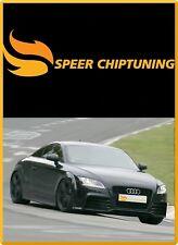 Echtes Chiptuning für alle Audi TT 1.8 TFSI 160PS 8J (OBD-Kennfeldoptimierung)
