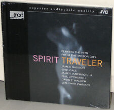 XRCD JVCXR 0007-2: Spirit Traveler - Hits of Motor City - OOP 1996 JAPAN SEALED