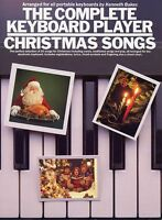 The Complete Keyboard Player Christmas Songs Xmas Carols Learn Play Music Book