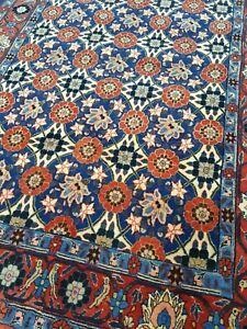 Varamin Mina Khani Design Rug Handmade Oriental