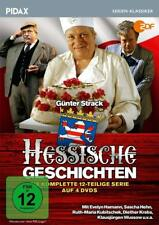 Hessische Geschichten * DVD Serie mit Günter Strack Pidax Neu