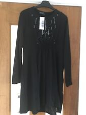 Ladies Size 16 Tunic /dress By Grace Christmas Party Wedding Holiday Bnwt . Warm