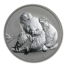 Mint Roll of 20 x 2010 Australia 1 oz Perth .999 Silver Koala