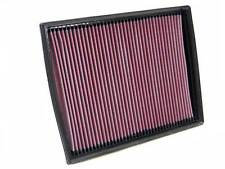 K&N AIR FILTER VAUXHALL ASTRA ZAFIRA VXR TURBO 05-09 33-2787