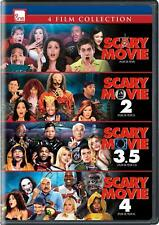 Scary Movie 4 Film Collection: 1 2 3.5 4 [DVD Boxset, Horror, Comedy, NTSC] NEW