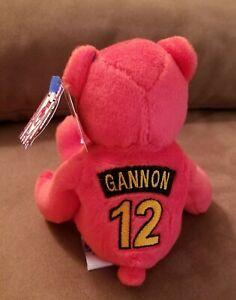 Limited Treasures Pro Bear #12 Rich Gannon – Kansas City Chiefs - 1998