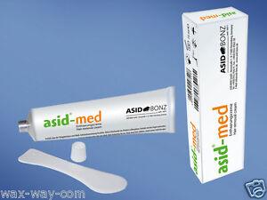 Enthaarungscreme asid®-med für Körper und Intim Unisex 2 x 75 ml Tuben