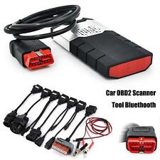 Diagnostic Scanner Kits VCI OBD2 DS Cars Trucks CD Software+8pcs Car Cables