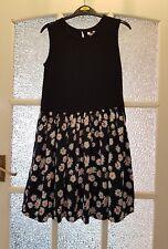 BNWOT BLUEZOO DEBENHAMS Girls Lovely Flower Dress 10-11 Yrs-New