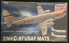 Minicraft C-97 USAF MATS Airplane Model Kit (14695) New 2013
