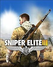 Sniper Elite III 3 Afrika PC, Global Key - New PC Single Player Only - No DVD/CD