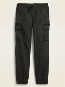 Old Navy Built-In Flex Dry-Quick Cargo Jogger Size US XL 14-16 Years Cotton MIX