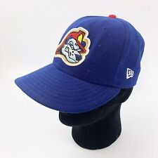 PEORIA CHIEFS Mens Minor Leaque Baseball Fitted Hat Cap 59fifty New Era Sz 7