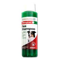 Bob Martin Vetzyme Flea Shampoo for Dogs & Puppies 250ml  Kills Fleas & Ticks
