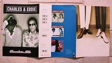 Charles & Eddie – Chocolate Milk - 6 Song PROMO CD Sampler in a DIN A 4 Folder