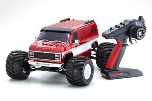 Kyosho RC 1/10 34491T1 EP 4WD FAZER Mk2 FZ02L VE-BT Series MAD VAN VE T1 RTR New