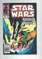 Star Wars #101 Kiosk 8.5 VF + Han Solo, Darth Vader, 1977 Serie, Marvel