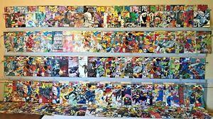 Lot of 100 Marvel comics X-Factor X-Force Alpha Flight ( X-Men related)