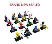 LEGO 71026 DC Comic Super Heroes Minifigures SEALED Batman Bat Mite Miracle