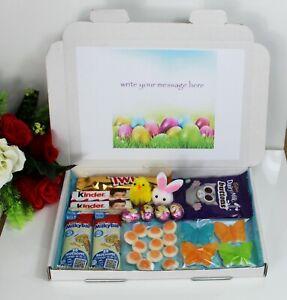 Easter Lockdown Chocolate sweet Jelly Personalised Hamper Gift Present