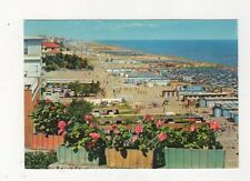 Rivazzurra La Spiaggia 1972 Postcard Italy 560a