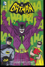 Batman '66 Vol 4 by Jeff Parker & Harlan Ellison 2016, HC DC Comics OOP