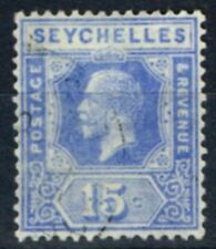 Used George V (1910-1936) Era Seychellois Stamps (Pre-1976)