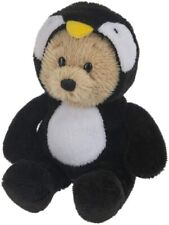 Ganz Wee Bears Penguin, Multi-color, 6 inches