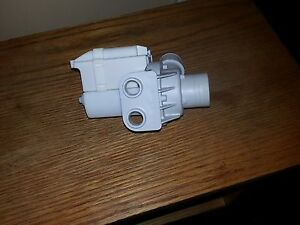 Drain Pump for Spa Pedicure Chairs Henning Electro Werke DPO40-050 220-240V