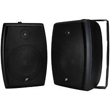"""Dayton Audio Io655B 6-1/2"""" 2-Way Indoor/Outdoor Speaker Pair"""