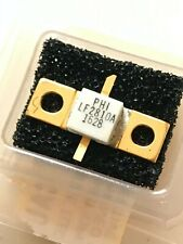 LF2810A PHILIPS RF TRANSISTOR HF 10W 28V 1000MHz  (x1) GENUINE UK STOCK    fd7c5