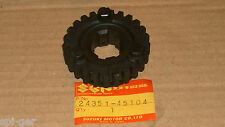 79-81 GS-850-G Suzuki GS850-GL New Genuine 5th Driven NT;25 Gear No. 24351-45104