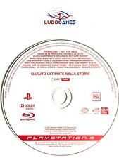 Naruto Ultimate Ninja Storm PAL/EUR PS3 Playstation Mint State Videojuego Retro