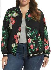 Vince Comuto Havana Tropical bomber jacket womens 2X