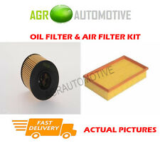 DIESEL SERVICE KIT OIL AIR FILTER FOR FORD FOCUS CC 2.0 136 BHP 2006-11