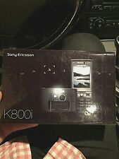 Sony Ericsson k800i - NEW unused with box