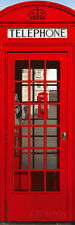 London-Telephonebox Poster Print, 12x36